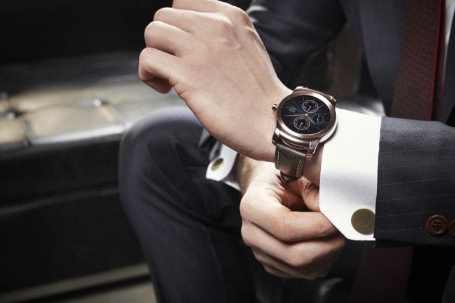 LG Watch Urbano - 3