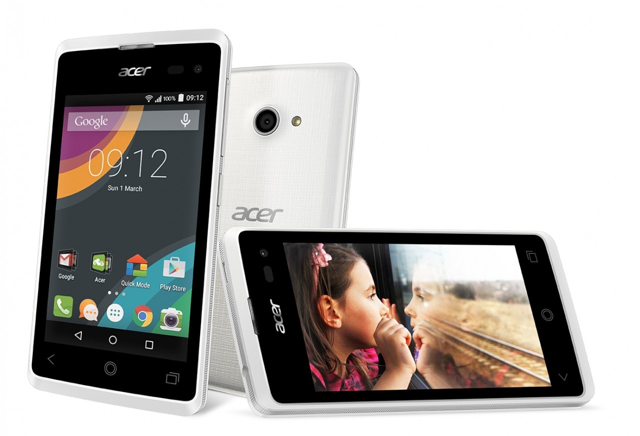 Acer Liquid Z220 e Z520 ufficiali: si parte da solo 89€