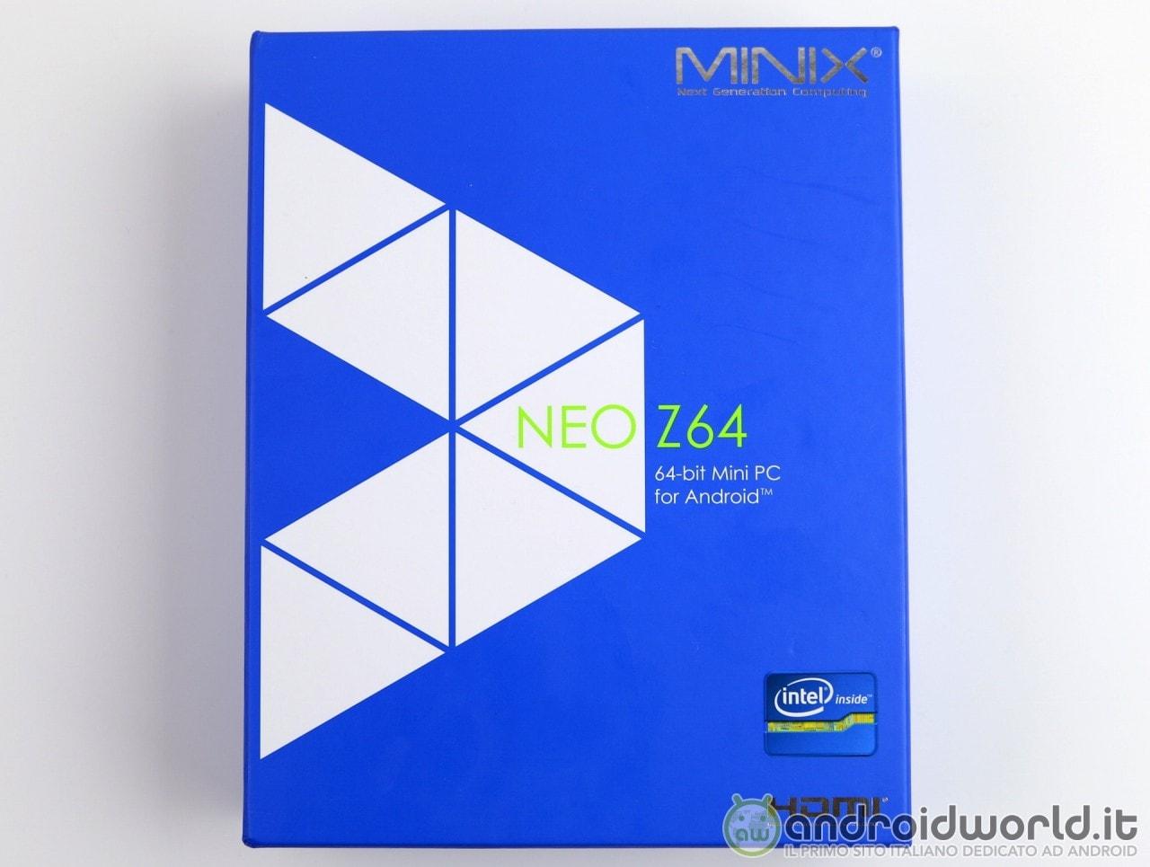 Come installare Windows sul Minix Neo Z64 con Android, e viceversa (video)