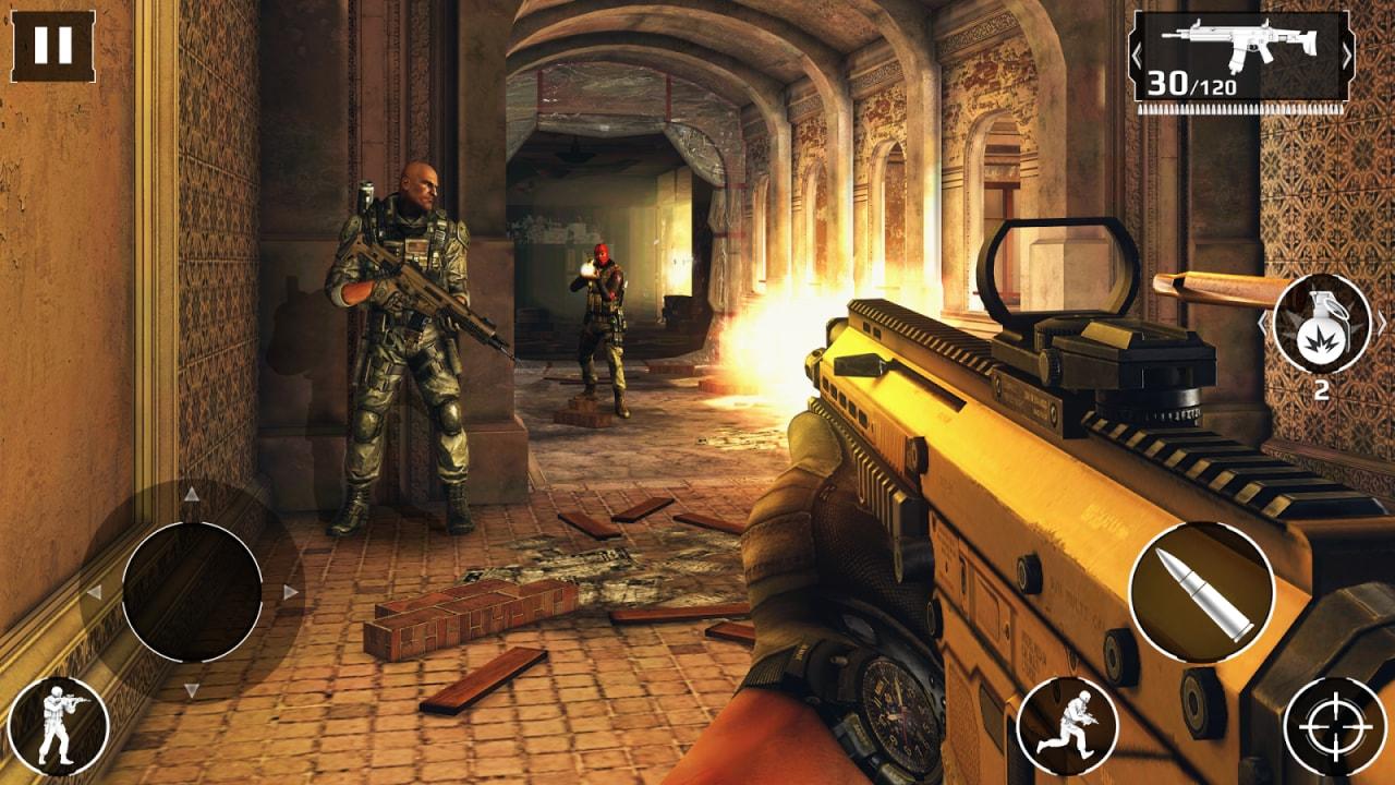 Modern Combat 5 a 0,99€, Star Command a 1,06€ e RE-VOLT a sconto sul Play Store