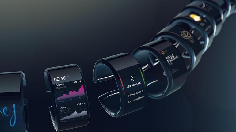 Neptune Duo: uno smartwatch e una specie di smartphone, un po' strani e cari! (foto e video)