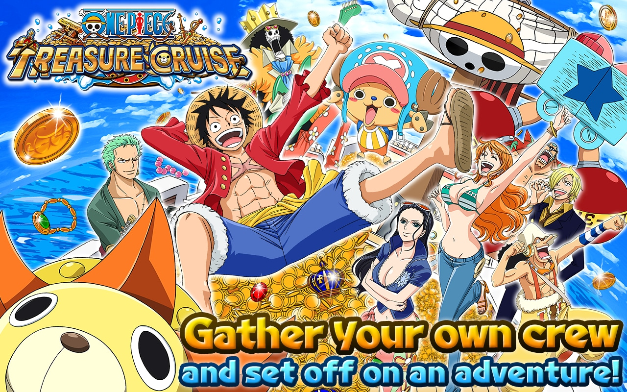 ONE PIECE TREASURE CRUISE Android - 4