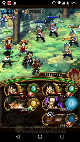 ONE PIECE TREASURE CRUISE Recensione - 9