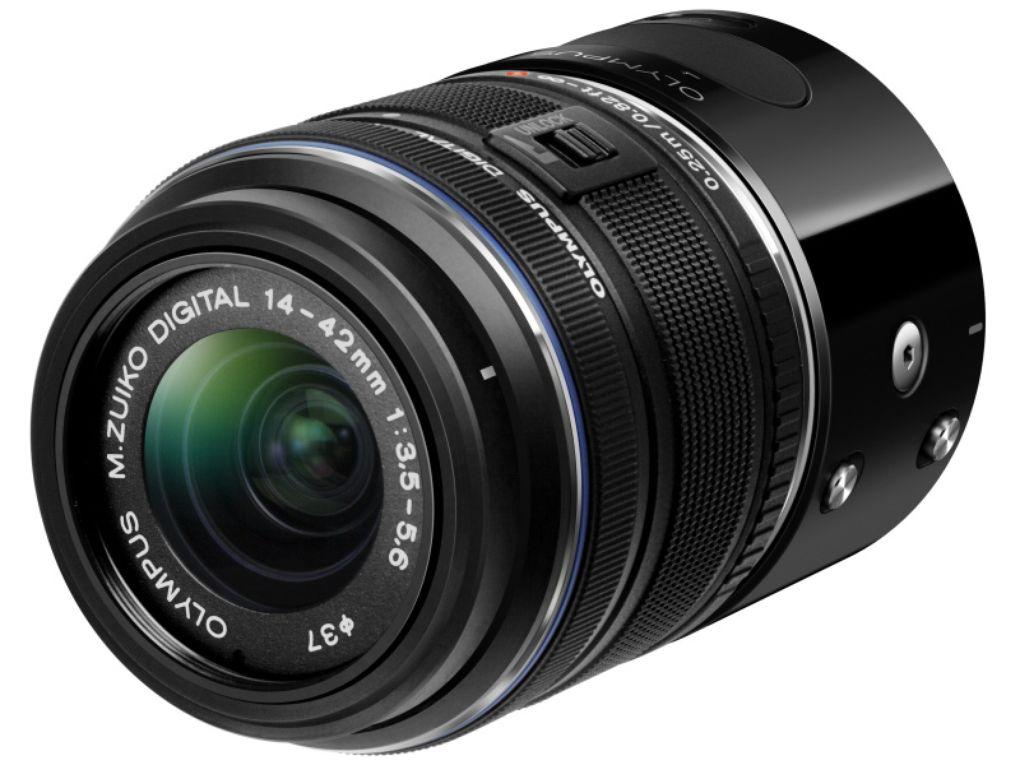 Olympus sfida Sony con un obiettivo esterno per smartphone (foto e video)
