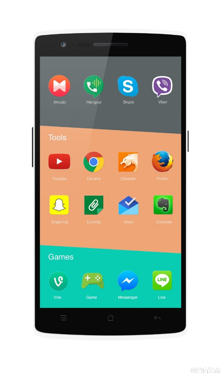 Diamo uno sguardo ad OxygenOS, il primo firmware di OnePlus! (foto)