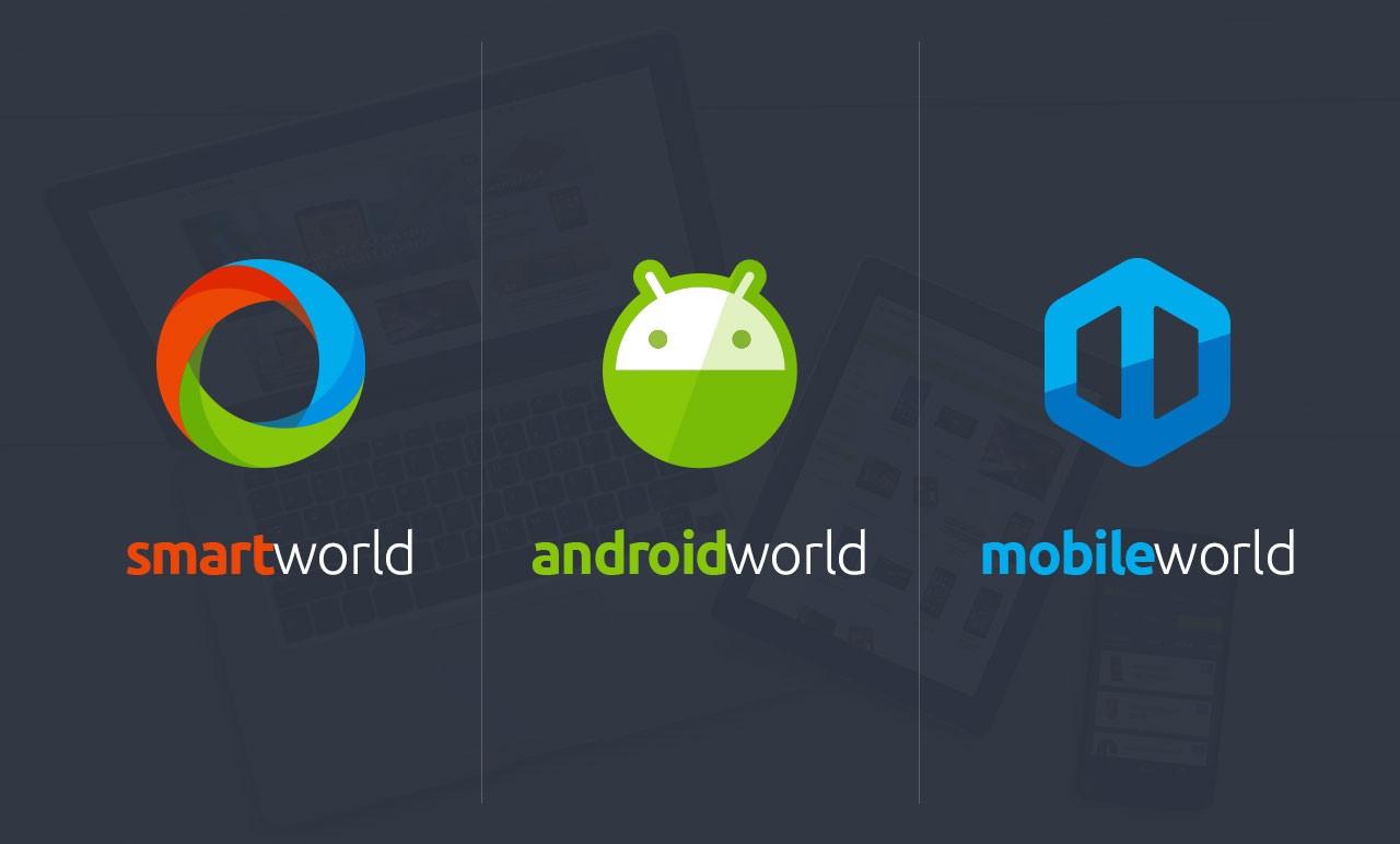 AndroidWorld - SmartWorld - MobileWorld