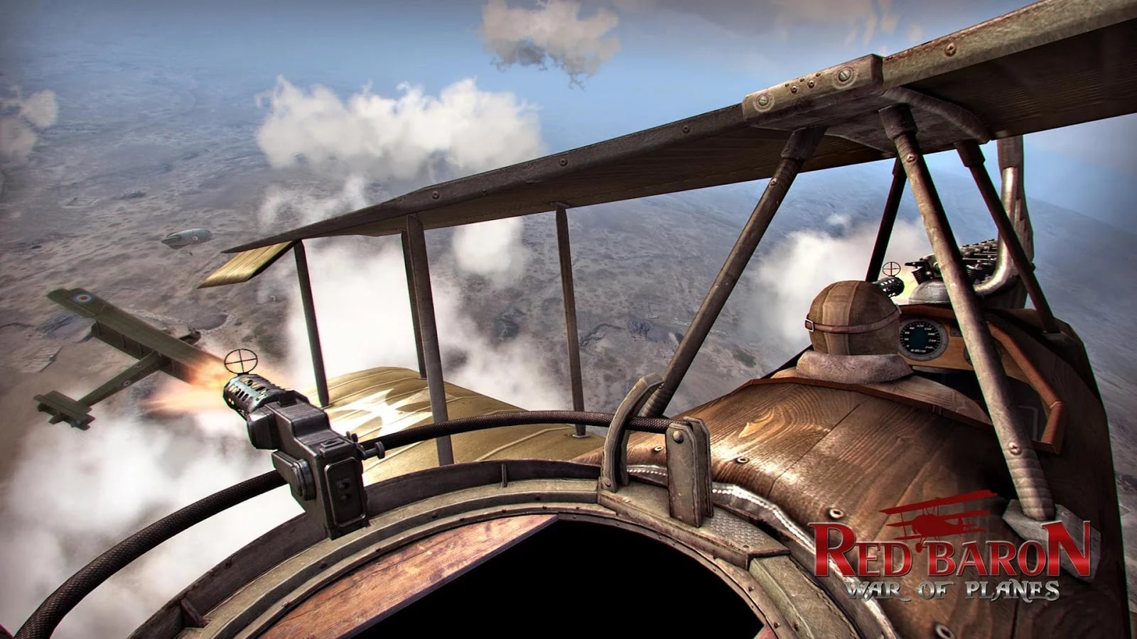 Red Baron War of Planes Android – 7