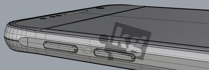 Rumor Render Galaxy S6 – 2
