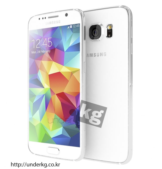 Rumor Render Galaxy S6 - 9