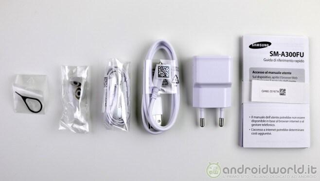 Samsung Galaxy A3 01