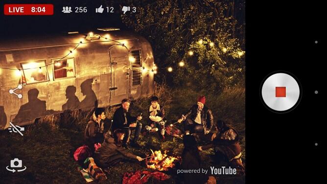 Sony aggiorna Live on YouTube per Lollipop (download apk)