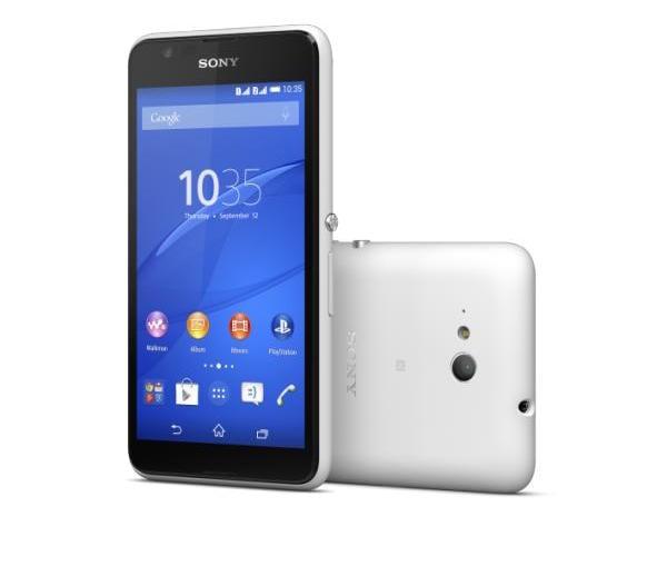 Sony Xperia E4g render ufficiali - 4