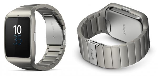 Sony smartwatch 3 metallo ufficiale