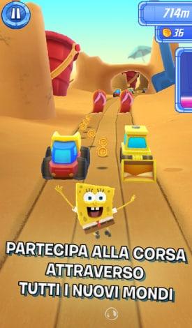 SpongeBob La grande corsa - 1