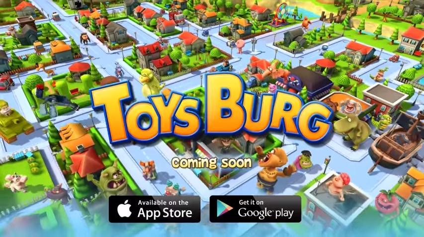 Gli sviluppatori di Muffin Knight stanno per ritornare su mobile con Toysburg (video)