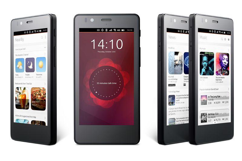 Ubuntu Phone 1