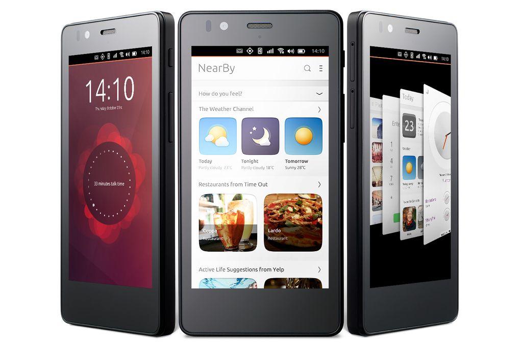 Il primo Ubuntu Phone si mostra in un unboxing (video)