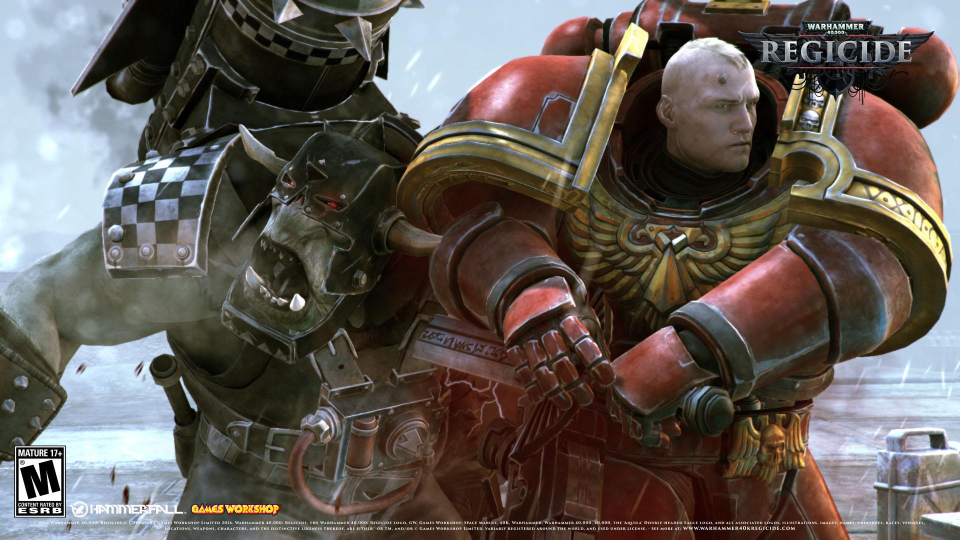 Warhammer 40000 Regicide Sample – 1
