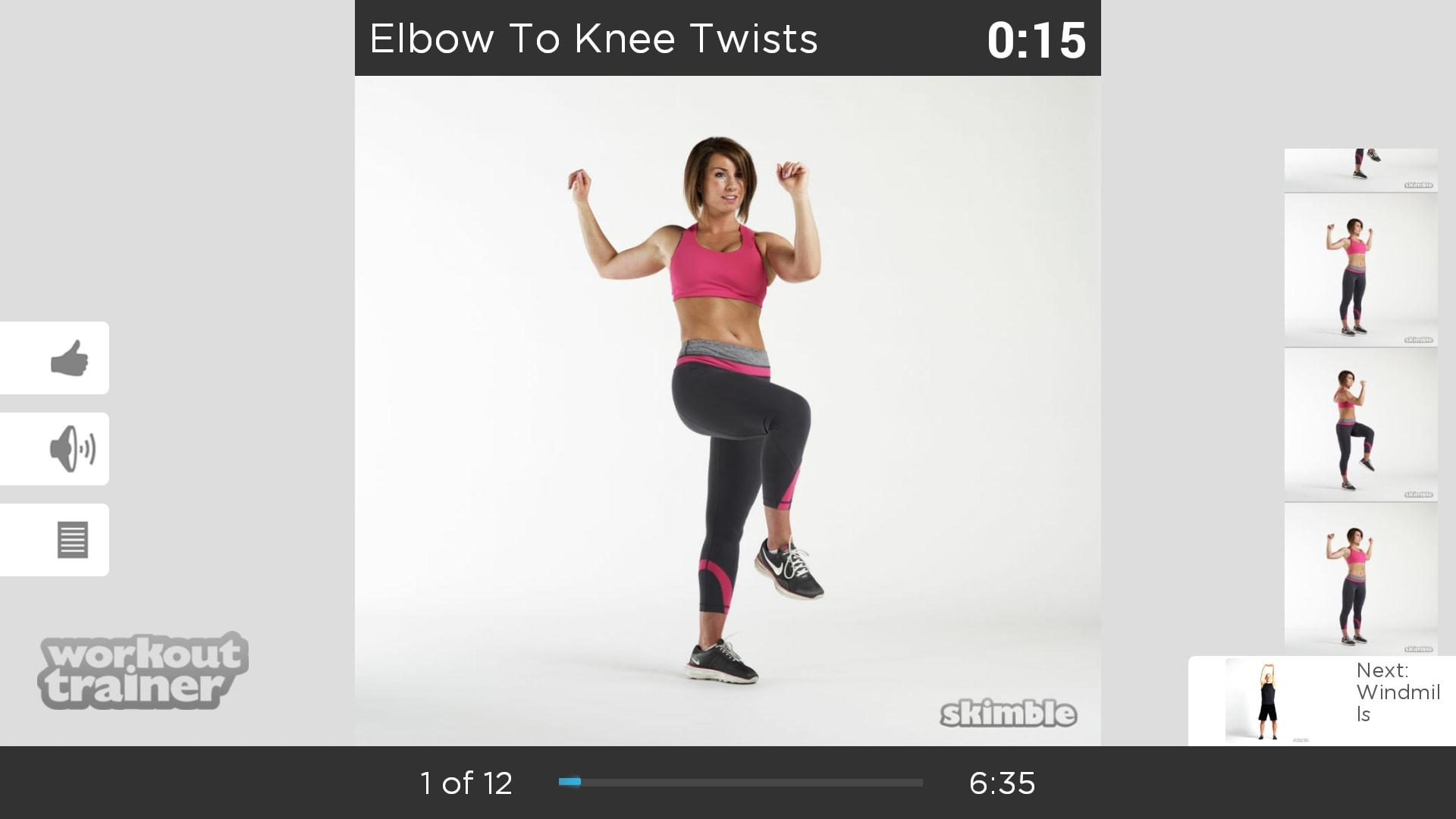 un personal trainer sul proprio smartphone workout