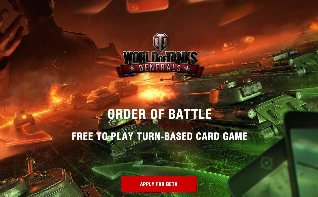World of Tanks Generals è il nuovo card game di Wargaming.net (video)