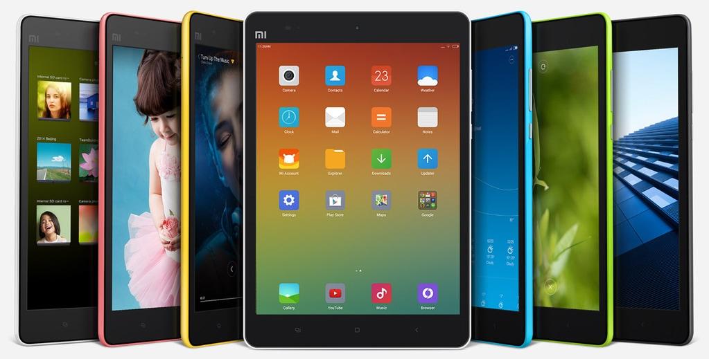 Xiaomi Mi Pad riceve una nuova versione stabile (aggiornato con changelog)
