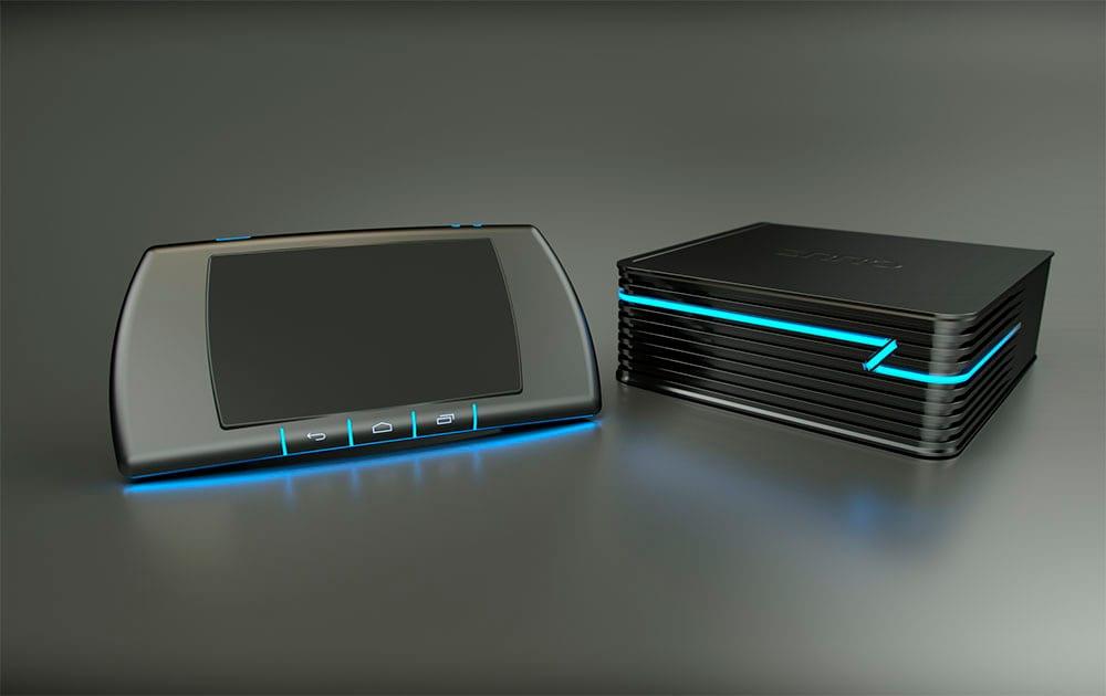 """ZRRO è una nuova console Android dotata di controller """"hover touch"""" (video)"""