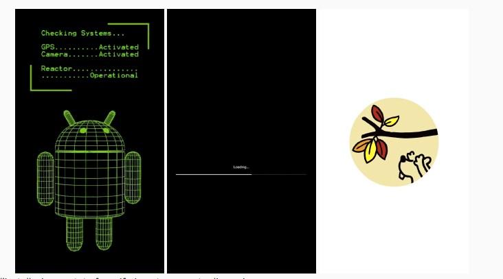 Una grande raccolta di animazioni di avvio e spegnimento per LG G3 (guida)