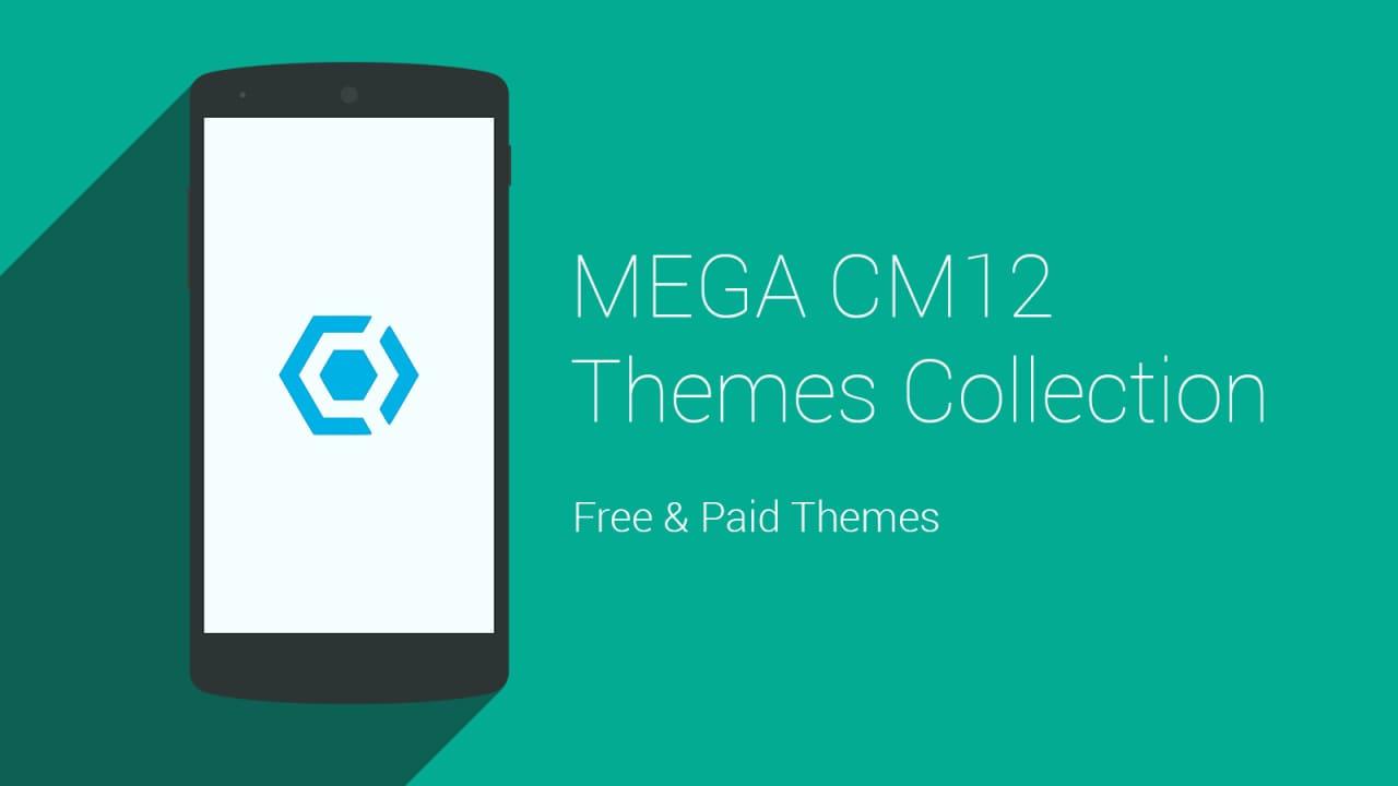 319 temi per rendere la vostra CyanogenMod 12 unica