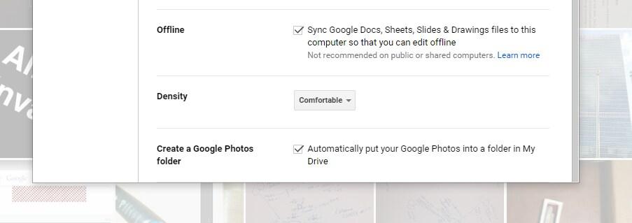 drive google plus foto