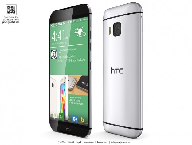 htc one m9 vs galaxy s6 1