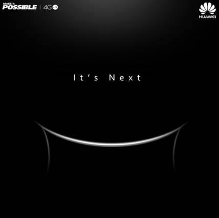 Huawei pubblica un nuovo teaser per il quale occorre un po' di fantasia