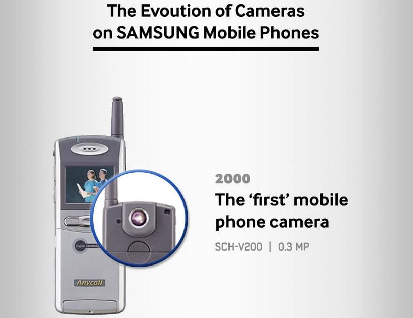 Samsung insiste ancora sull'evoluzione delle fotocamere nei suoi dispositivi mobili