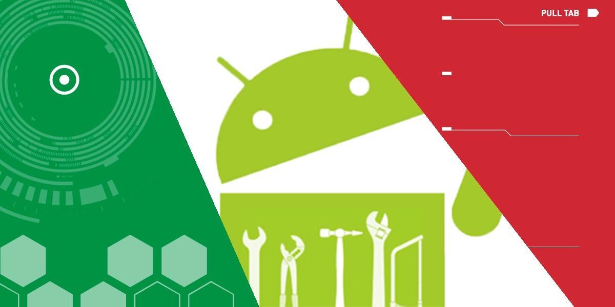 Italia Chiama Android: Material Apps Showcase, Disperso nel bosco, Night mode