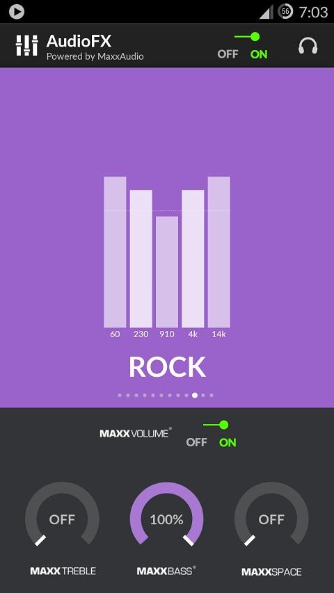 Provate MaxxAudio di OnePlus One sul vostro dispositivo con permessi di root
