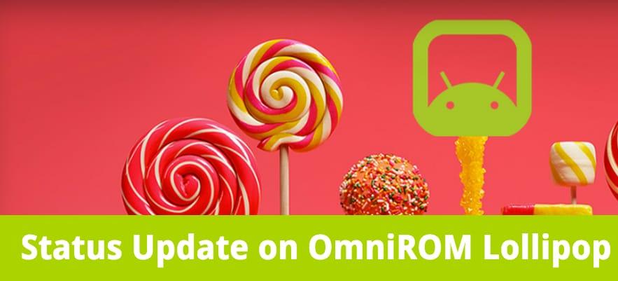 OmniROM nightly con Android 5.1.1 pronte al download per questi dispositivi