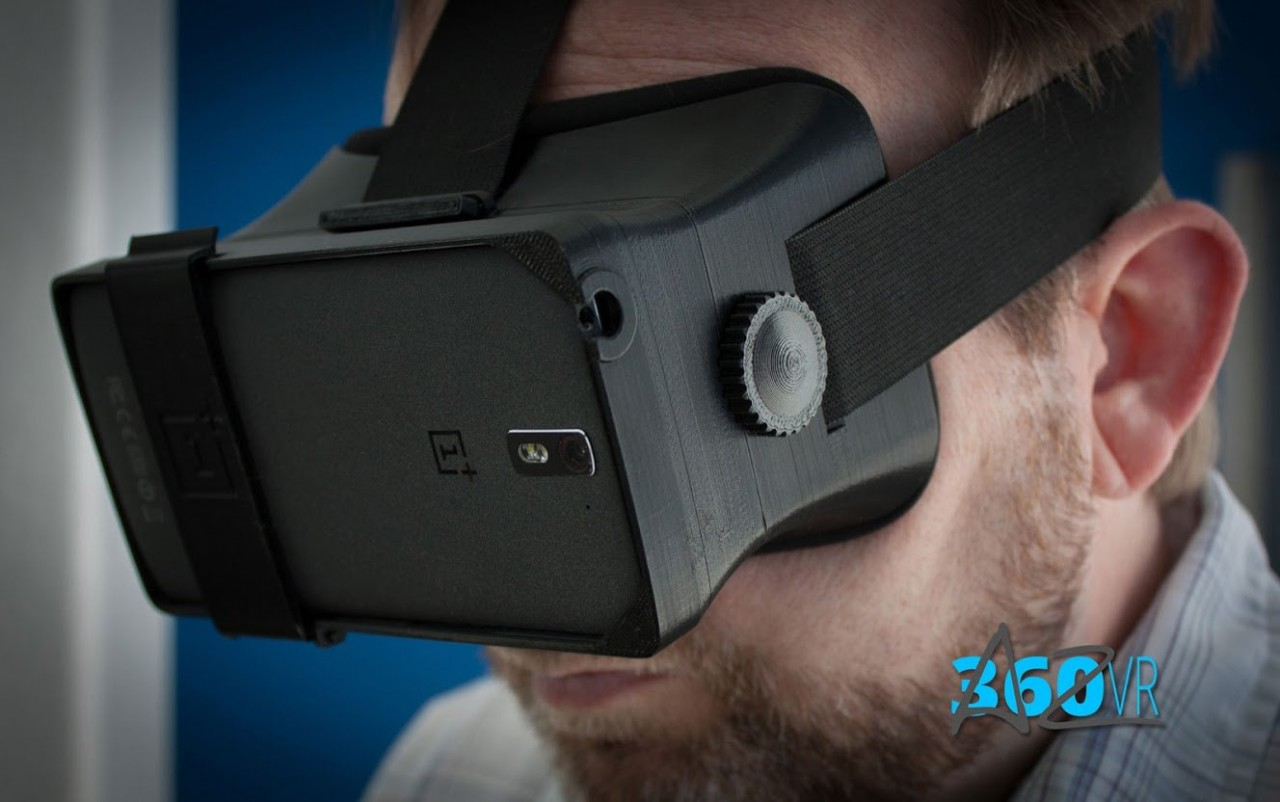 La realtà virtuale su OnePlus One? Basta una stampante 3D! (foto)