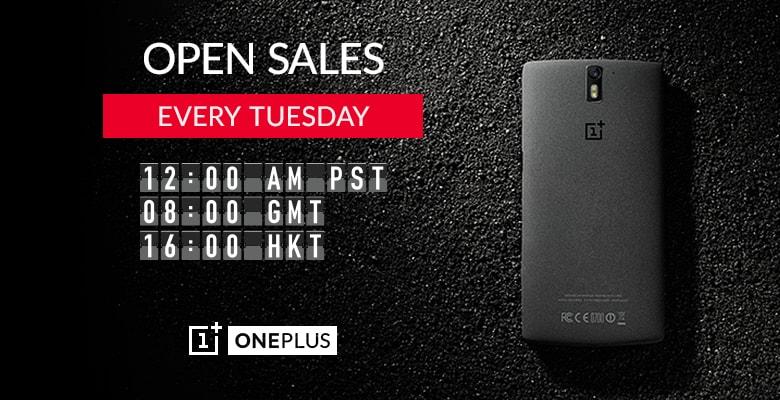 oneplus one vendita libera