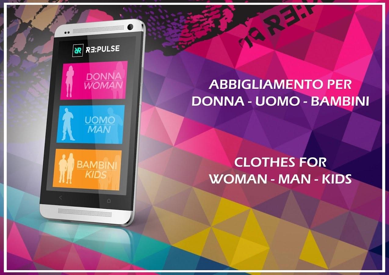 Creare ed ordinare i propri vestiti personalizzati: Re:Pulse (foto)