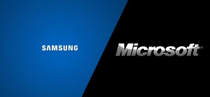 Ritorna la pace tra Microsoft e Samsung ma l'accordo rimane segreto