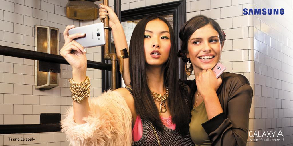 Samsung entra nel Guinness World Record col maggior numero di selfie in 24 ore