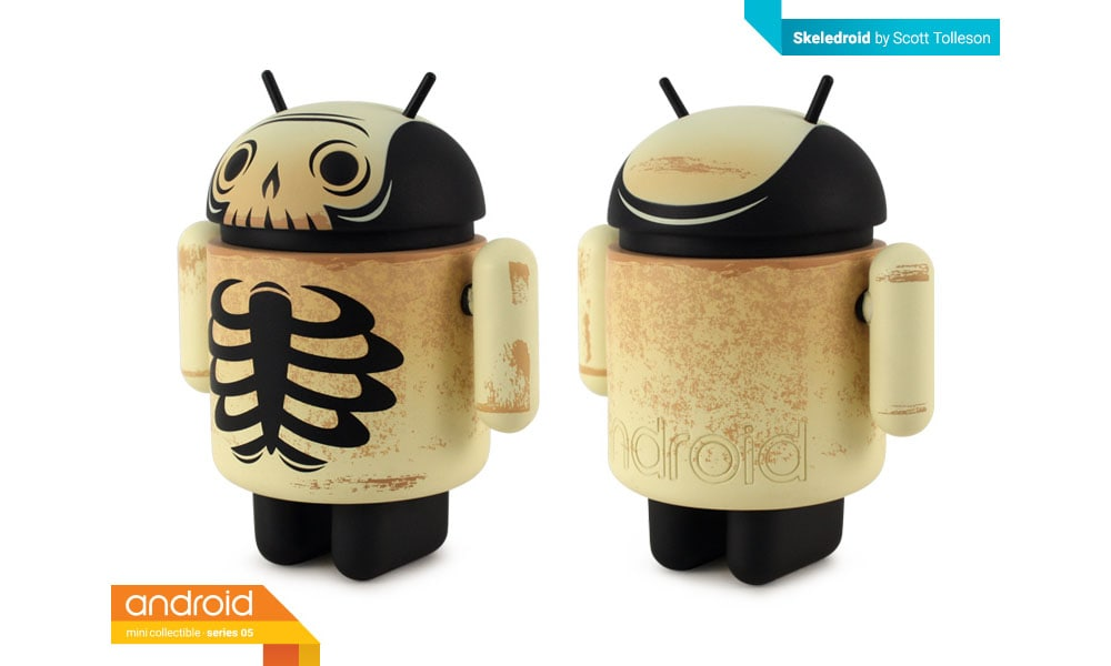 skeleton-android-collectible