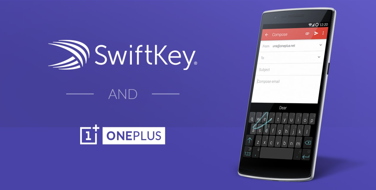 swiftkey_oneplus one