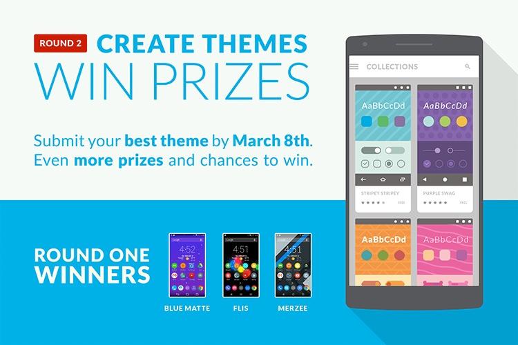 theme design challenge round 2 cyanogen