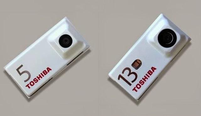 Toshiba ci mostra due fotocamere per Project Ara (foto e video)
