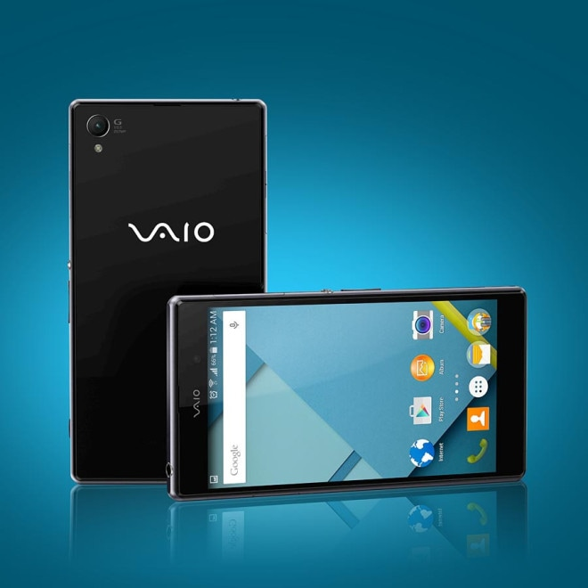 Lo smartphone Vaio è certificato e intanto mostra la confezione (foto)