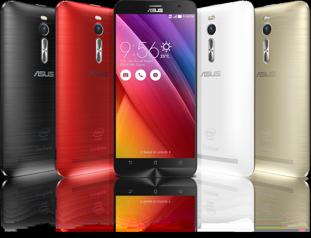 ASUS ZenFone 2 (ZE551ML) si aggiorna senza Marshmallow