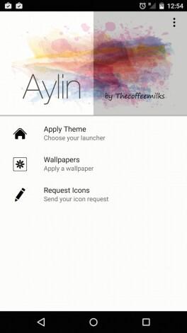 Alyin Icon pack screenshot - 7