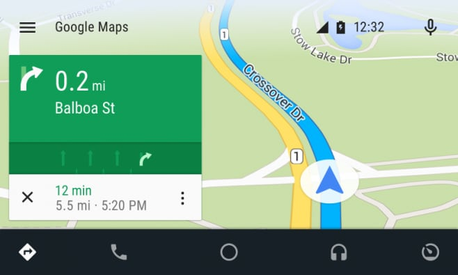 Android Auto App - 1