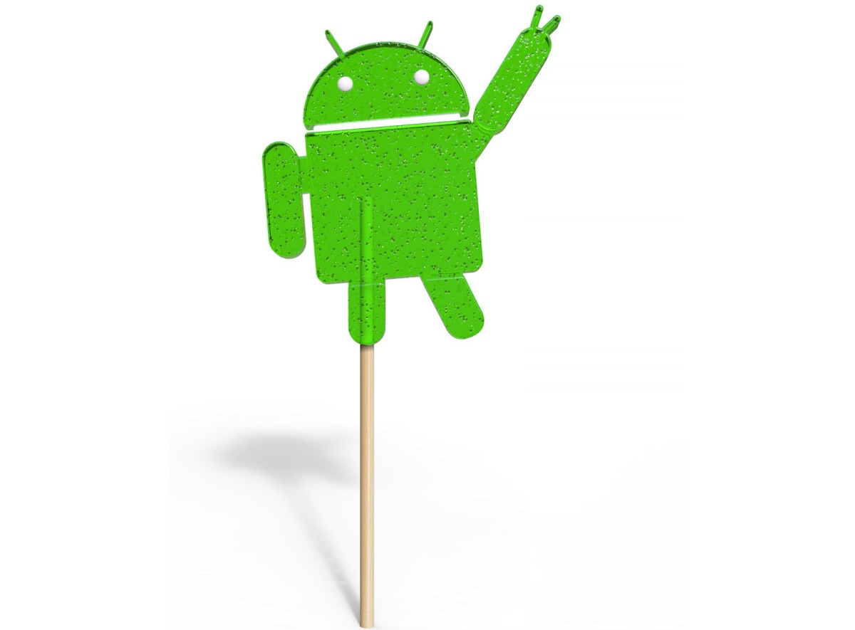 Android Lollipop final