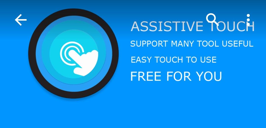 Assistive Touch: il pulsante per passare da un'azione all'altra in meno di un secondo (foto)